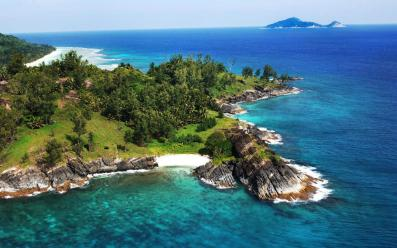 Silhouette Island Seychelles