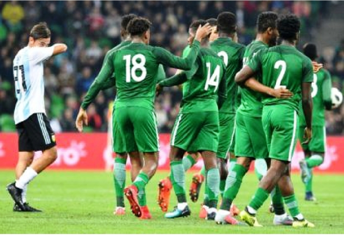 NIGERIA 4-2 ARGENTINA: A REASON TO EXPECT THE UNEXCPECTED?