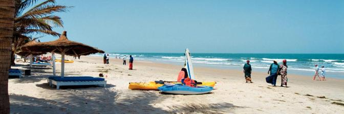GAMBIA: THE SMILING COAST OF AFRICA