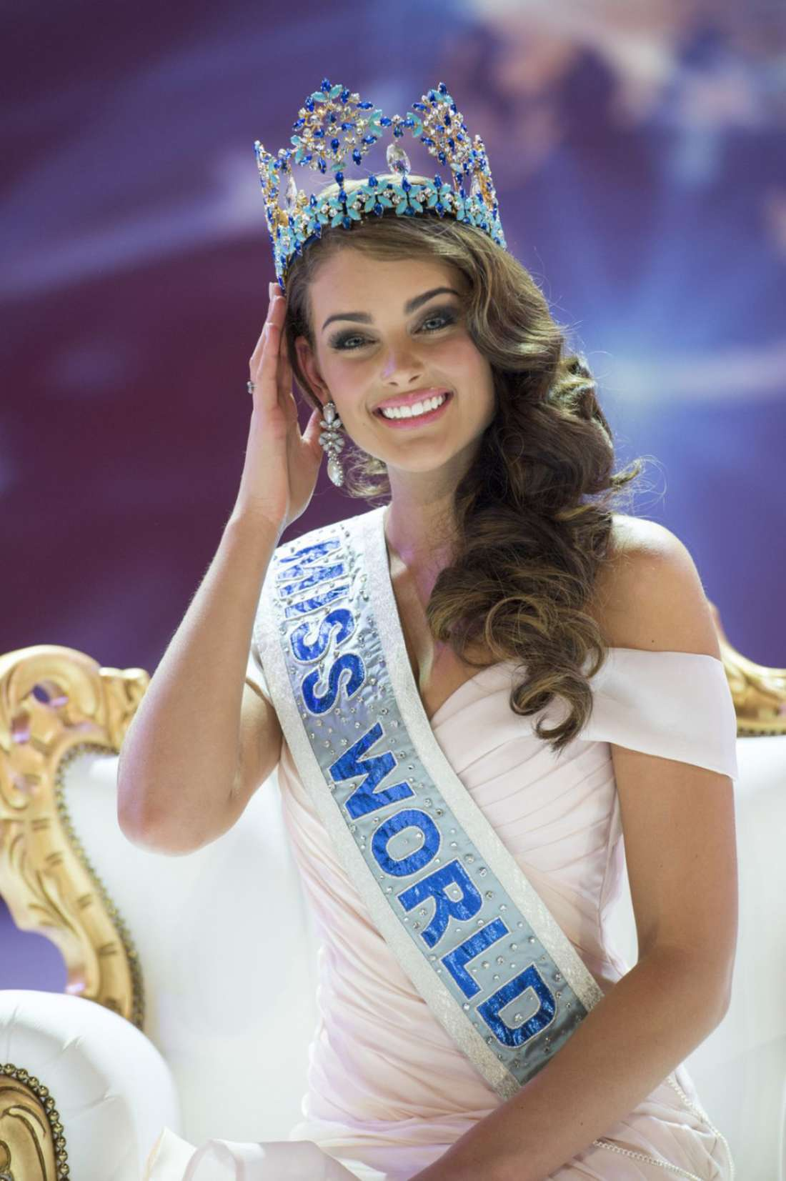 Rolene Strauss Miss World 2014 Ceremony