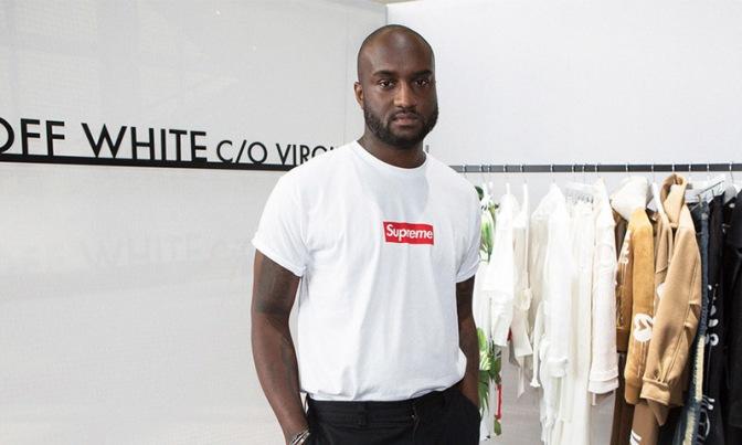GHANA'S VIRGIL ABLOH LEADING A REVOLUTION WITH OFF WHITE
