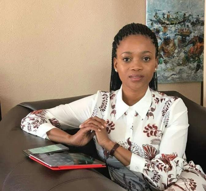 Brief Profile: Bogolo Kenewendo