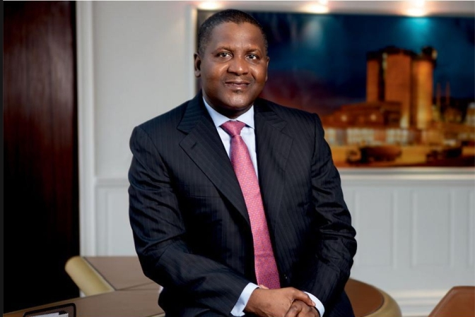 DANGOTE CEMENT LOOKS TO LISTING ON THE LSE