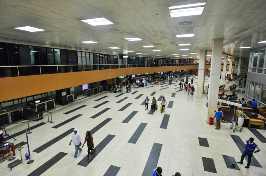 Departures Hall MMIA