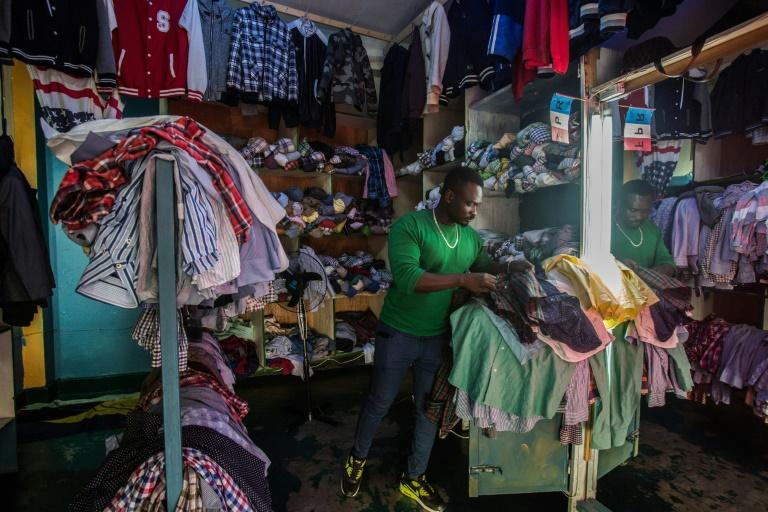 Rwanda Clothes Market 2