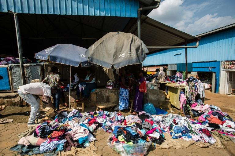 Rwanda Clothes Market 3