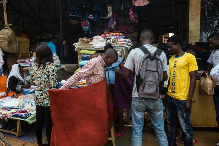 Rwanda Clothes Market 4