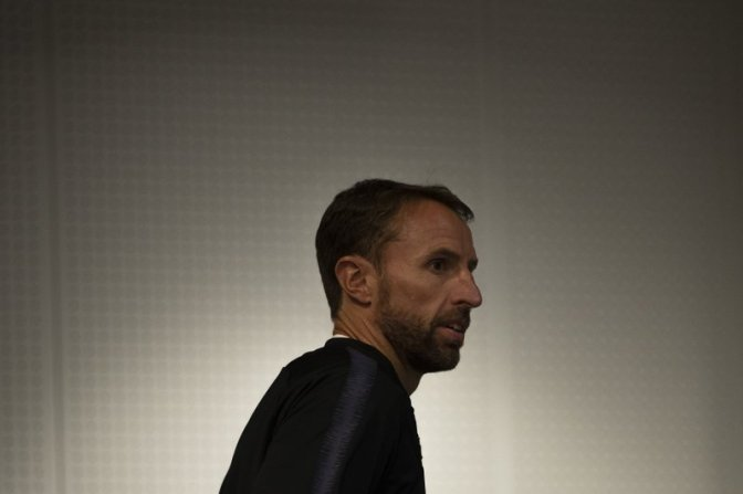 ENGLAND READY TO FACE MUSIC OF SOCCER HISTORY