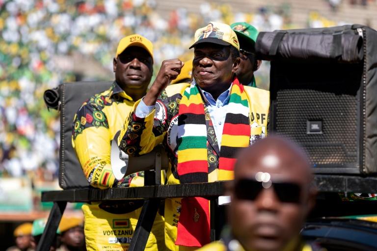 Zimbabwe Election Campaign
